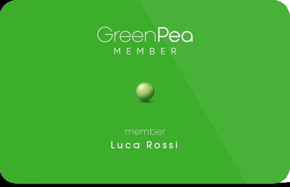 Green Pea Member