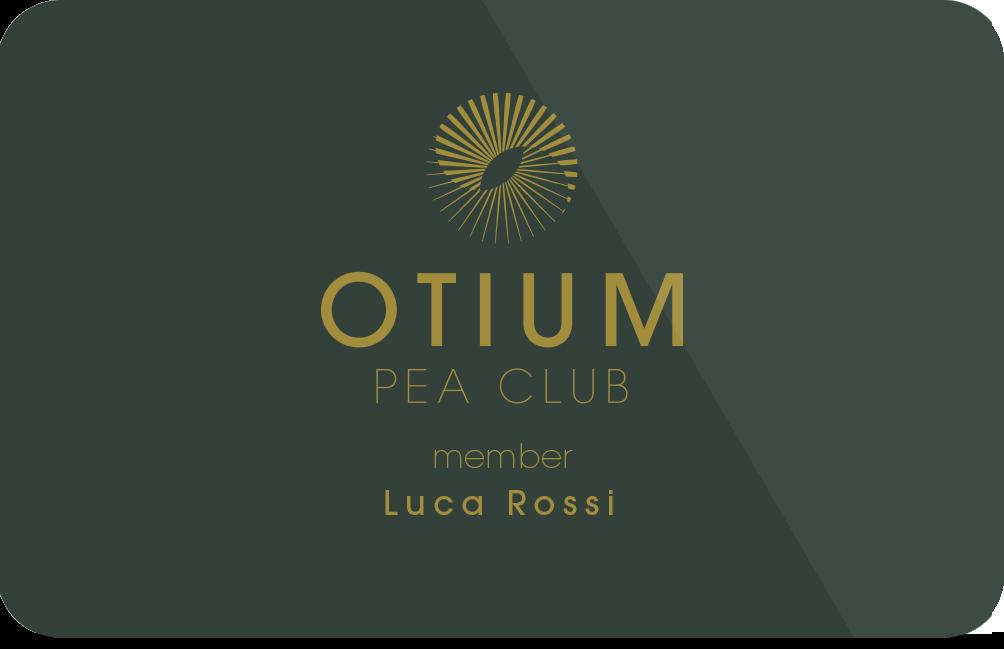 Otium Pea Club Member