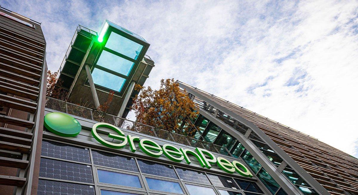 building Green Pea