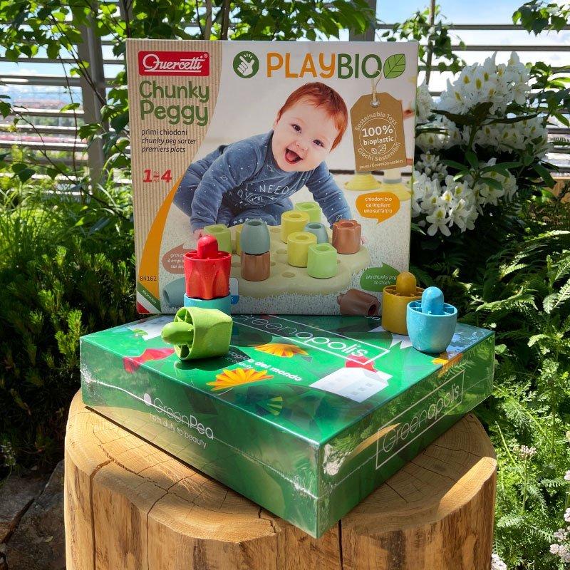 Green Pea - beauty - giochi educativi